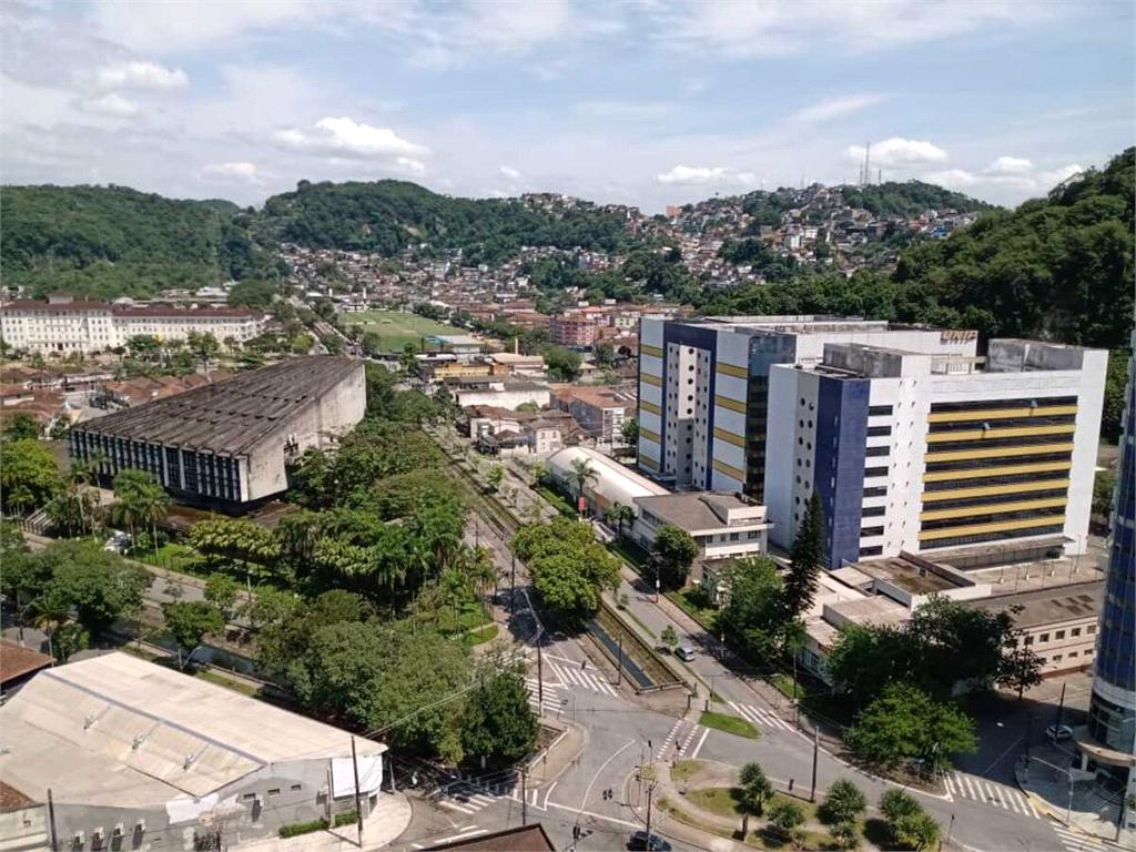Venda Apartamento Santos Vila Mathias REO530669 9