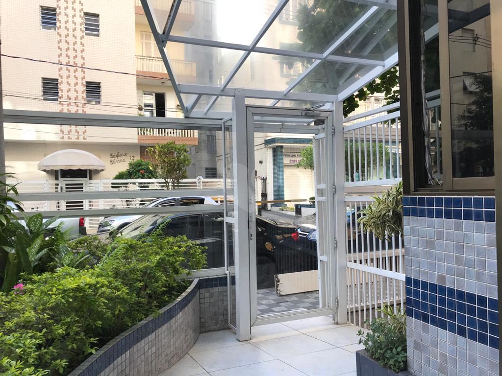 Venda Apartamento Santos Boqueirão REO532399 1