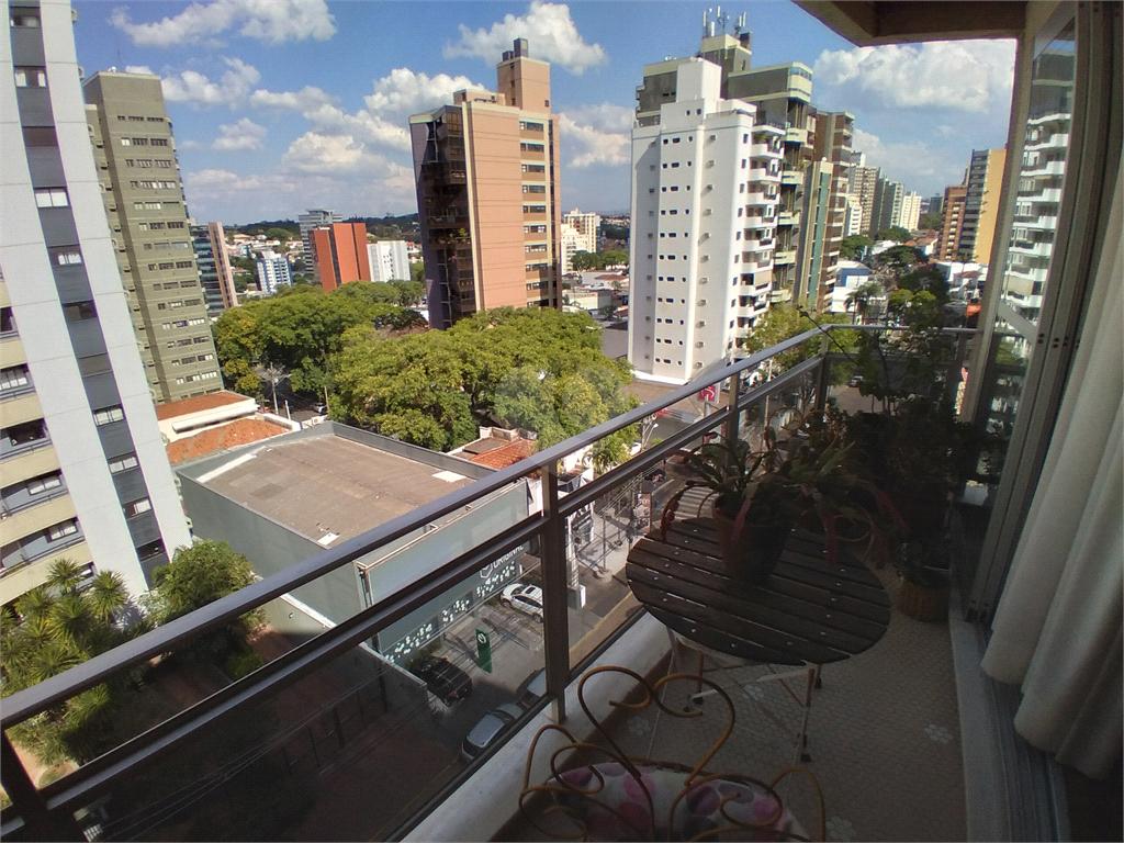Venda Apartamento Campinas Cambuí REO533576 30