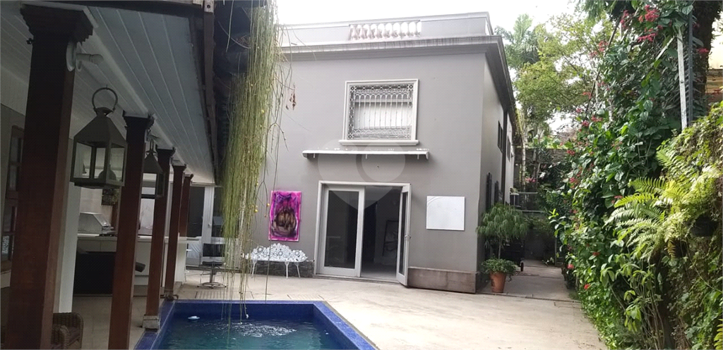 Venda Casa São Paulo Jardim Europa REO53513 25