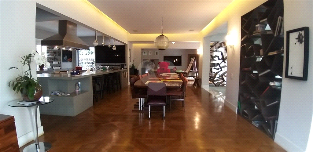 Venda Casa São Paulo Jardim Europa REO53513 18