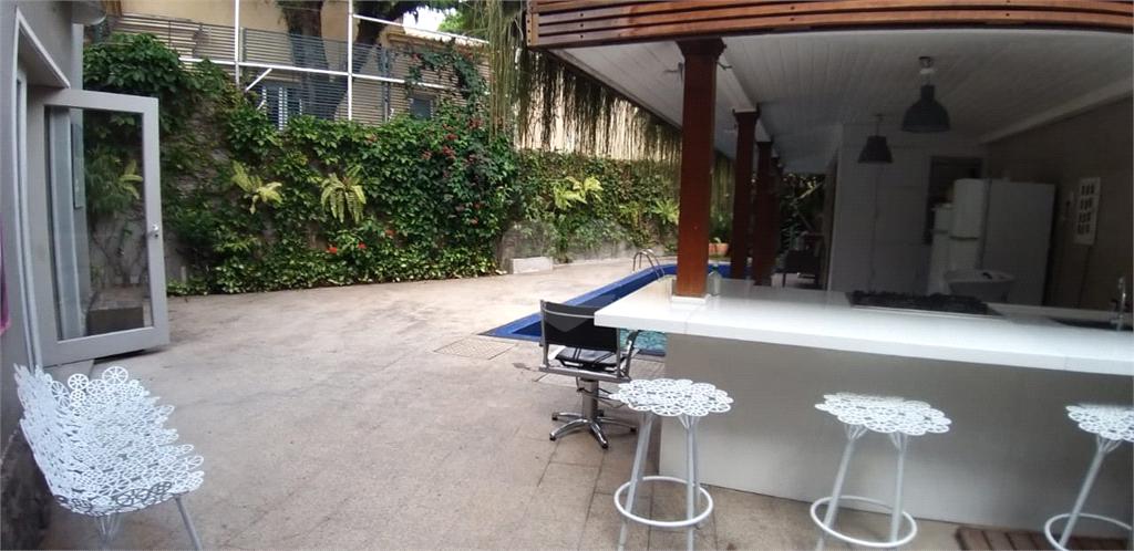 Venda Casa São Paulo Jardim Europa REO53513 2
