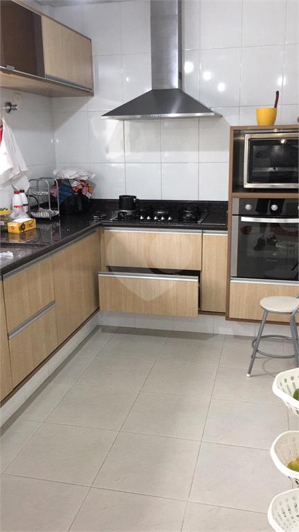 Venda Casa São Paulo Vila Romana REO536879 8