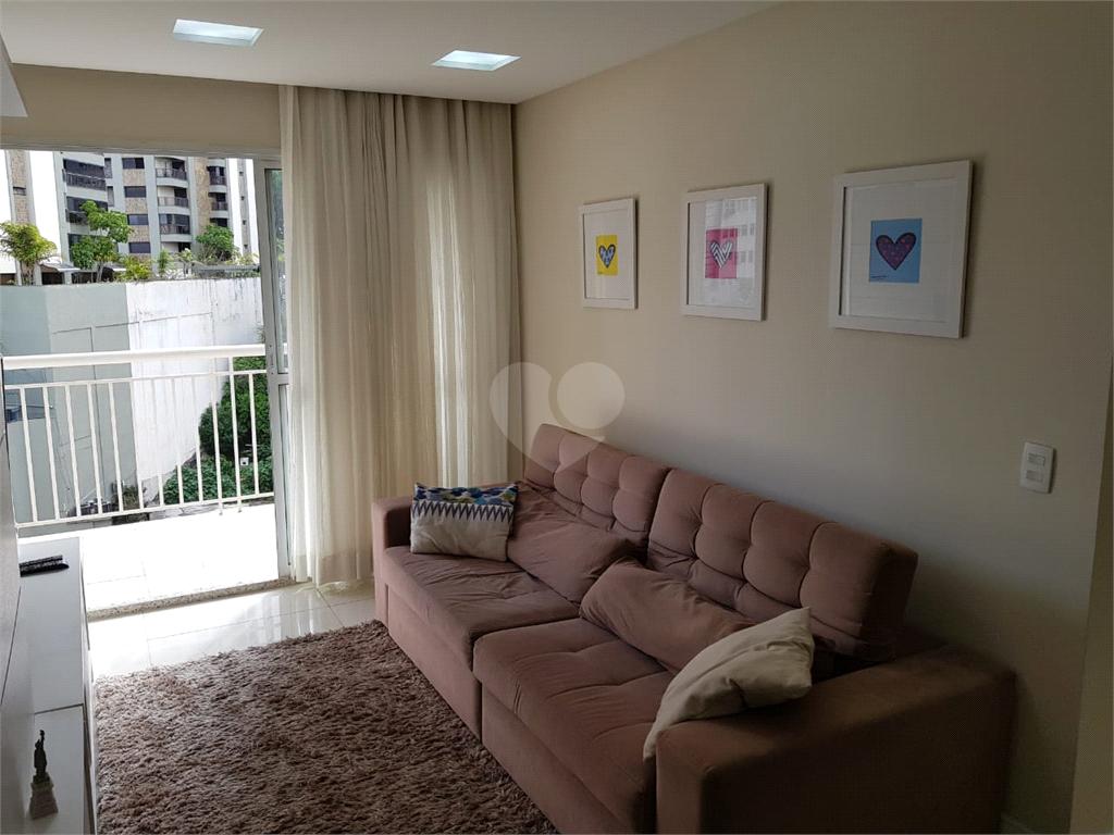 Venda Apartamento São Paulo Santana REO537285 3