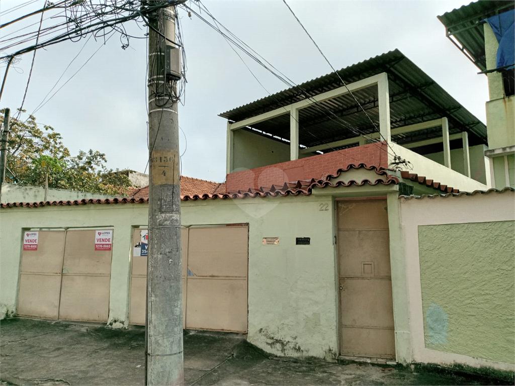 Venda Casa Rio De Janeiro Ramos REO539264 2