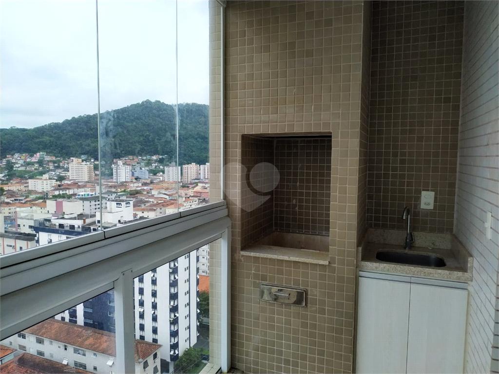 Venda Apartamento Santos Campo Grande REO539492 10