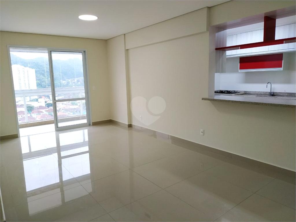 Venda Apartamento Santos Campo Grande REO539492 13