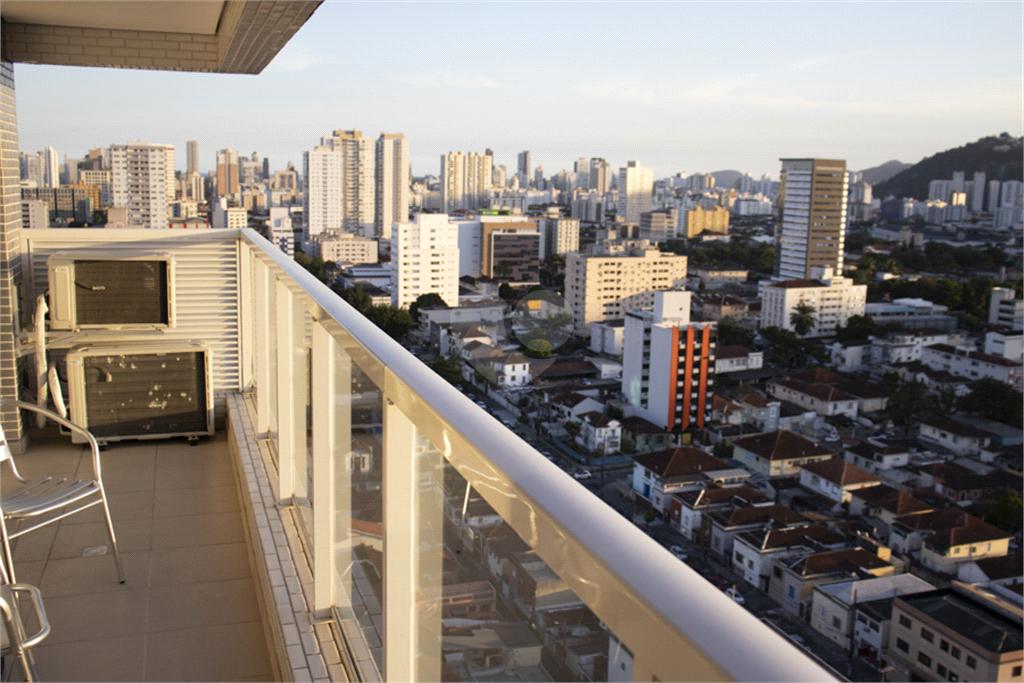 Venda Apartamento Santos Vila Mathias REO540295 4