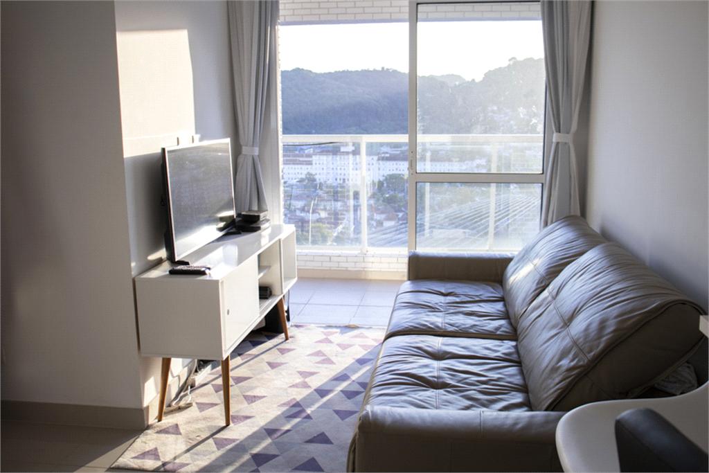Venda Apartamento Santos Vila Mathias REO540295 9
