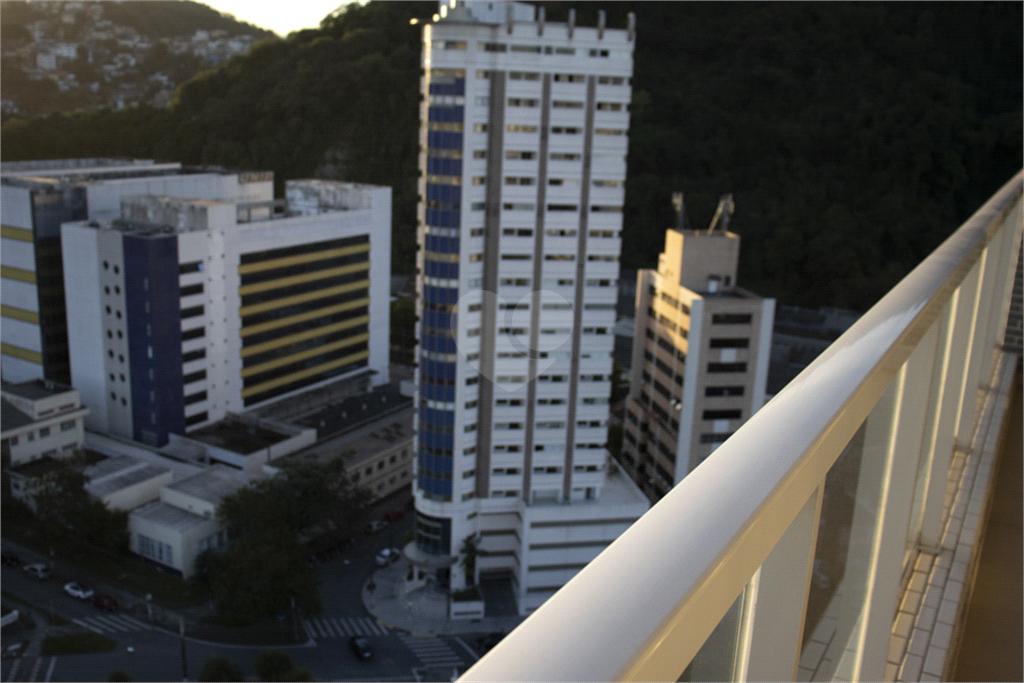 Venda Apartamento Santos Vila Mathias REO540295 3