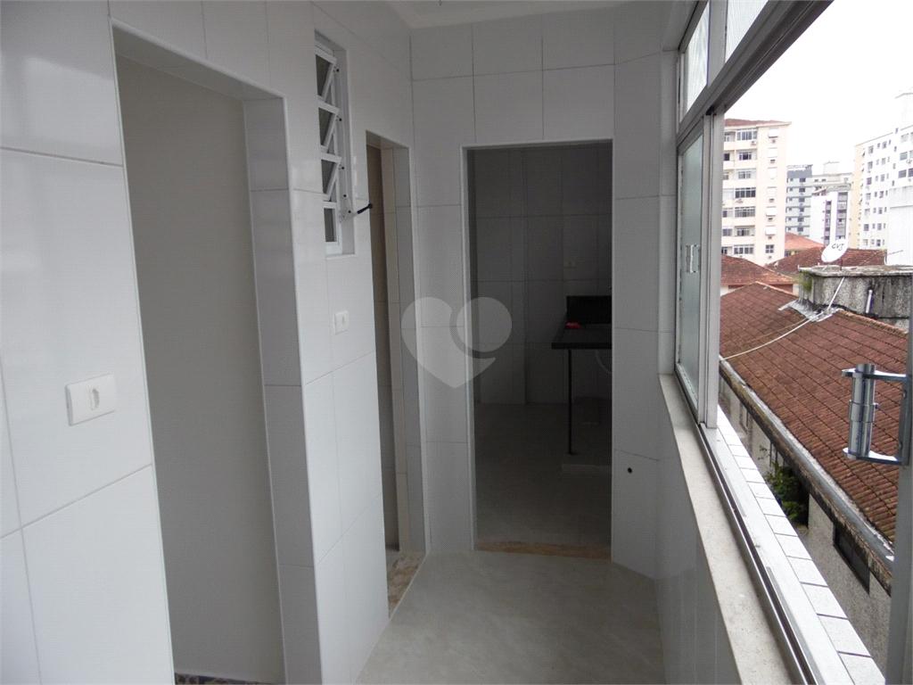 Venda Apartamento Santos Campo Grande REO540937 31