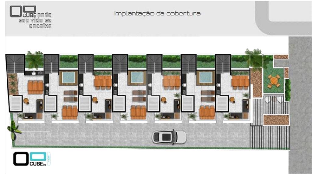Venda Casa de vila São Paulo Vila Ipojuca REO542095 29