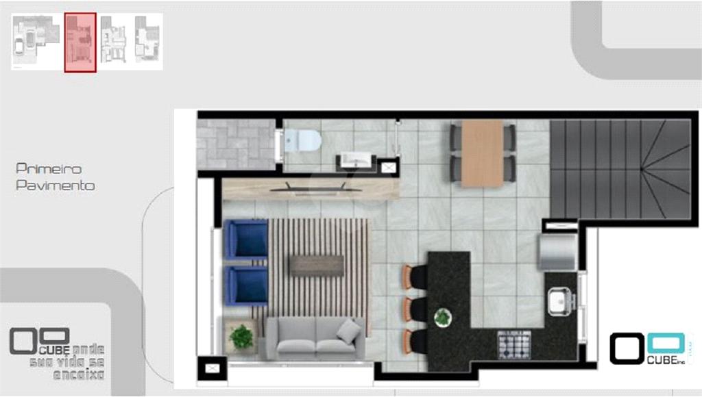 Venda Casa de vila São Paulo Vila Ipojuca REO542095 33