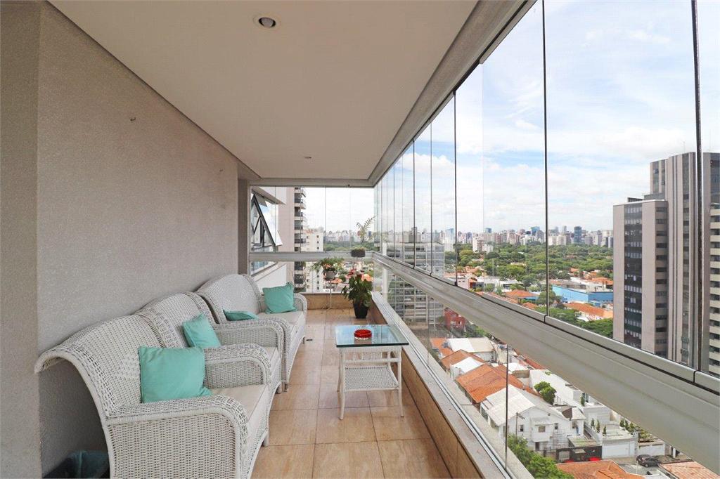 Venda Apartamento São Paulo Pinheiros REO542815 10