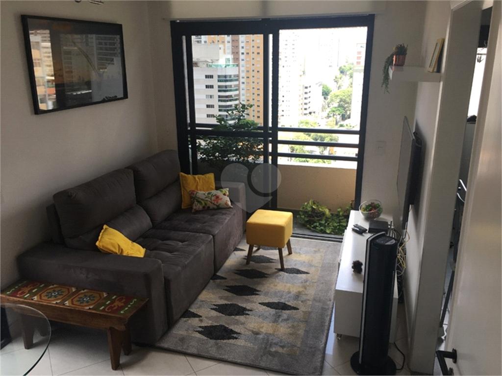 Venda Duplex São Paulo Pinheiros REO543618 4