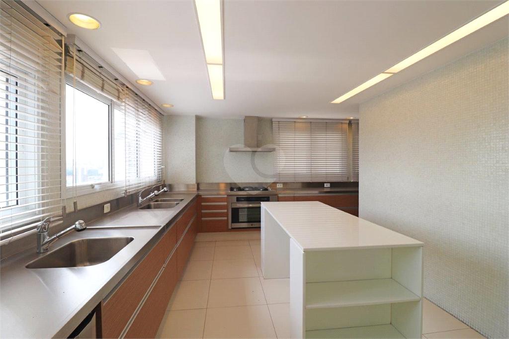 Aluguel Apartamento São Paulo Alto De Pinheiros REO546905 11