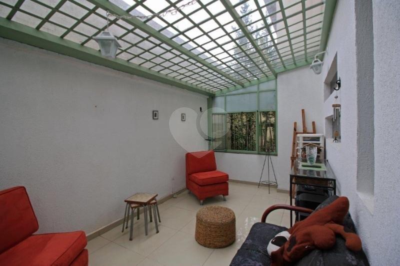 Venda Sobrado São Paulo Alto De Pinheiros REO54818 32