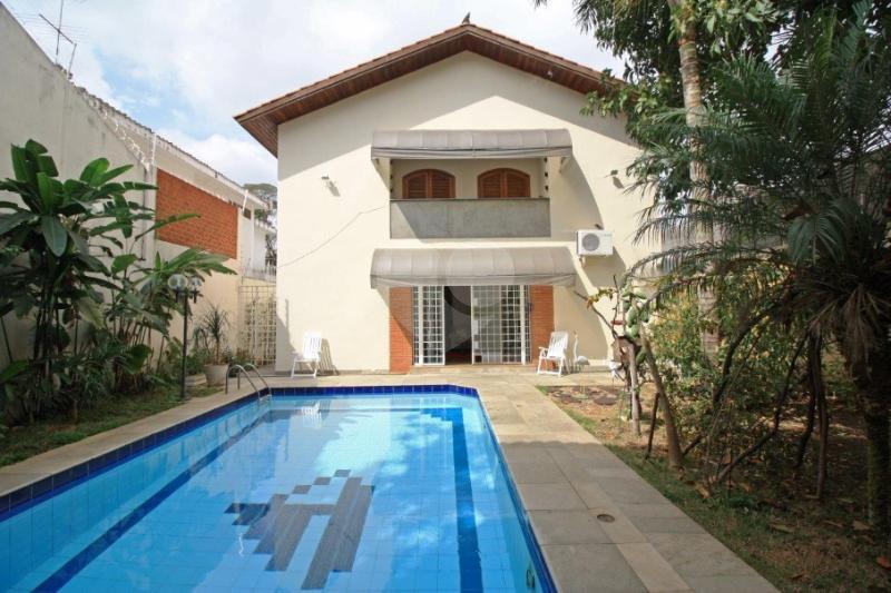 Venda Sobrado São Paulo Alto De Pinheiros REO54818 5