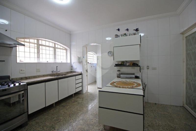 Venda Sobrado São Paulo Alto De Pinheiros REO54818 23