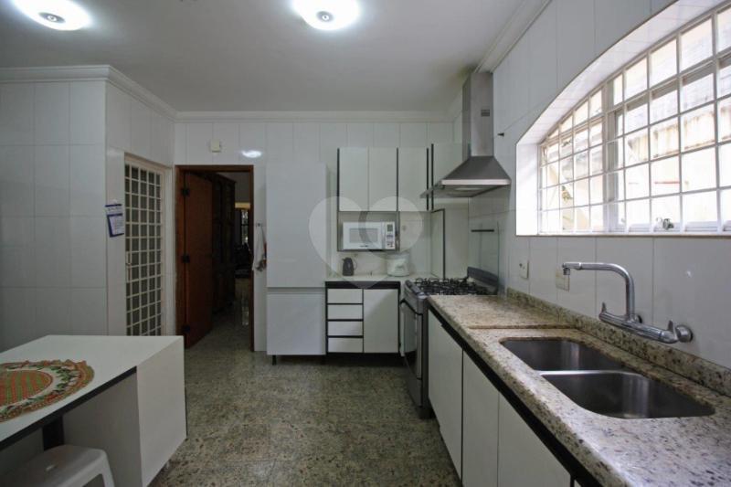 Venda Sobrado São Paulo Alto De Pinheiros REO54818 22