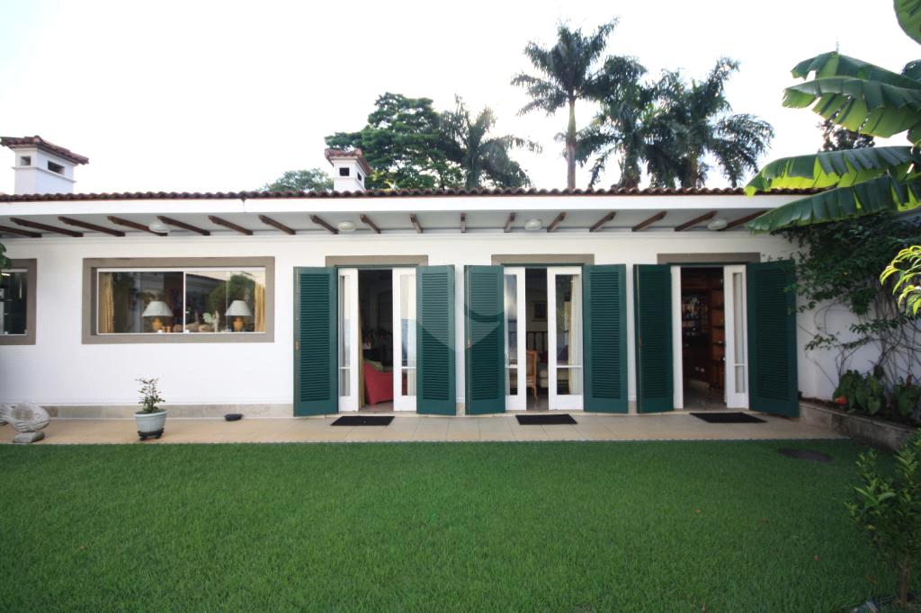 Venda Casa térrea São Paulo Alto De Pinheiros REO54878 22