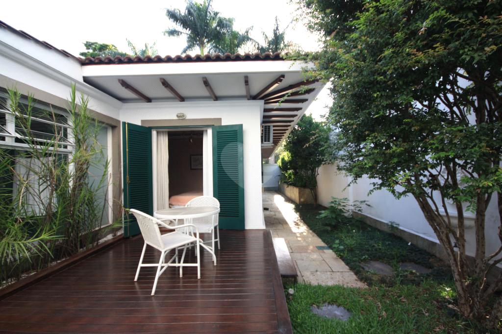Venda Casa térrea São Paulo Alto De Pinheiros REO54878 23