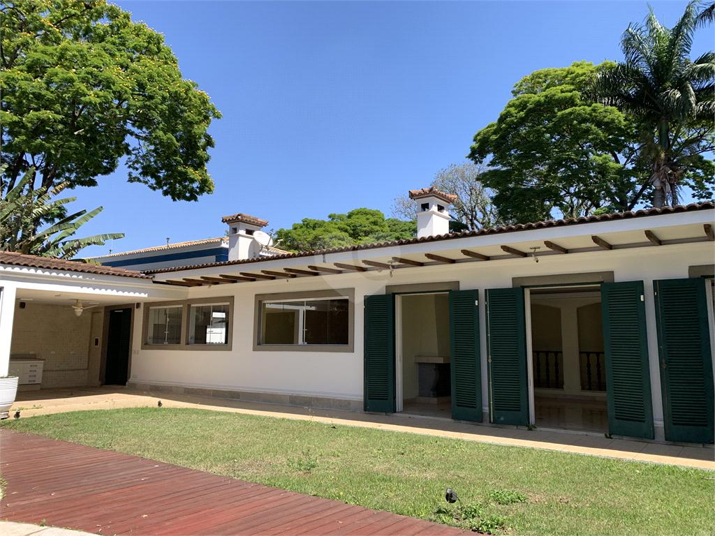 Venda Casa térrea São Paulo Alto De Pinheiros REO54878 38