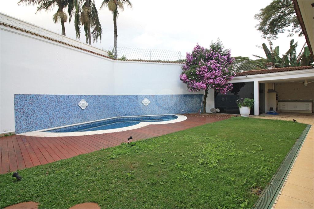 Venda Casa térrea São Paulo Alto De Pinheiros REO54878 18