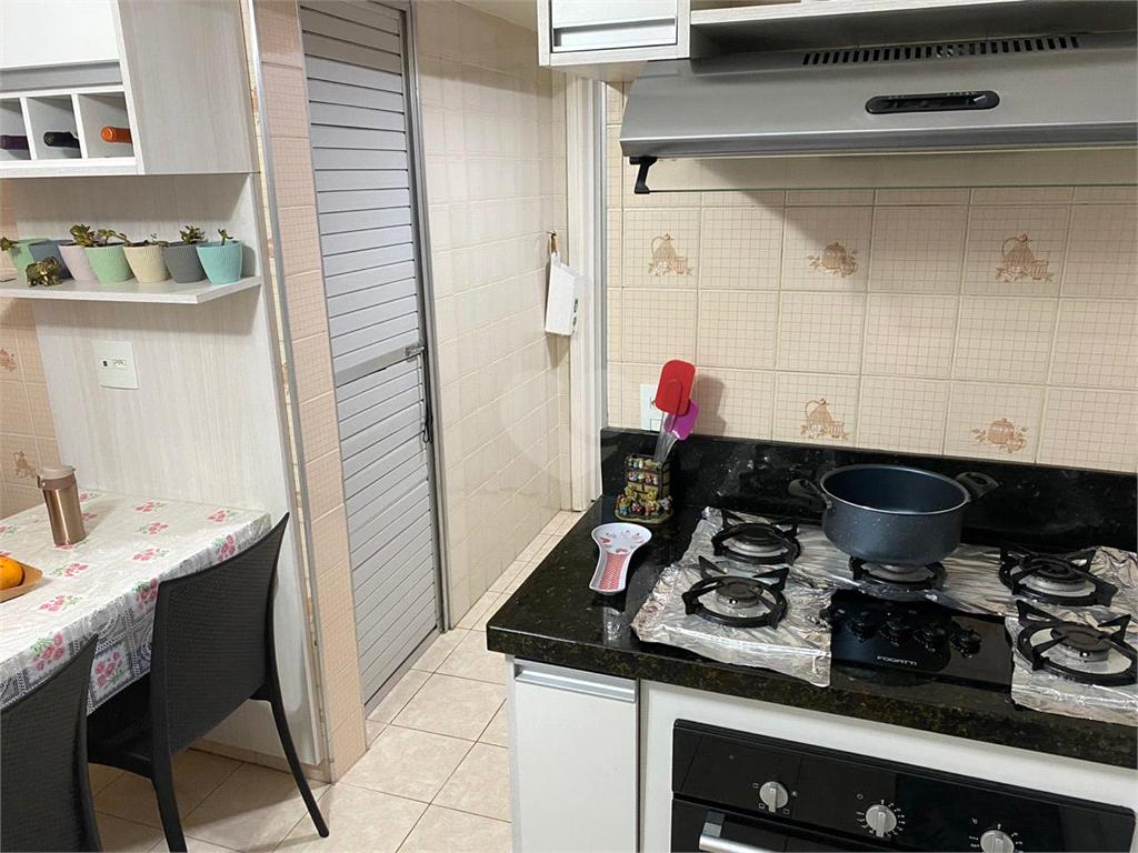 Venda Apartamento Santos Campo Grande REO549766 33