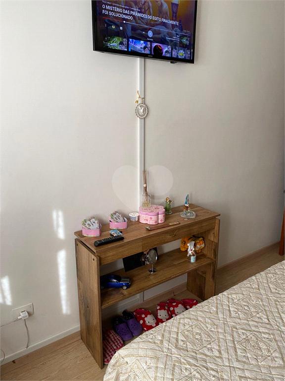 Venda Apartamento Santos Campo Grande REO549766 13