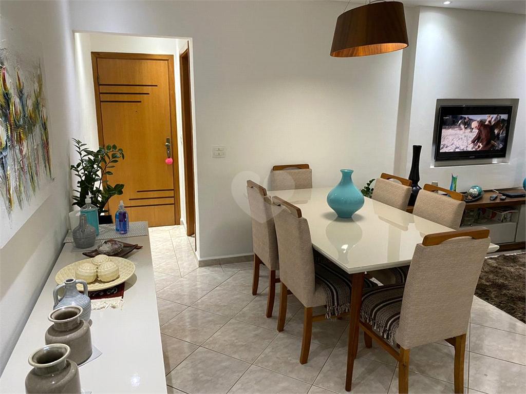 Venda Apartamento Santos Campo Grande REO549766 7