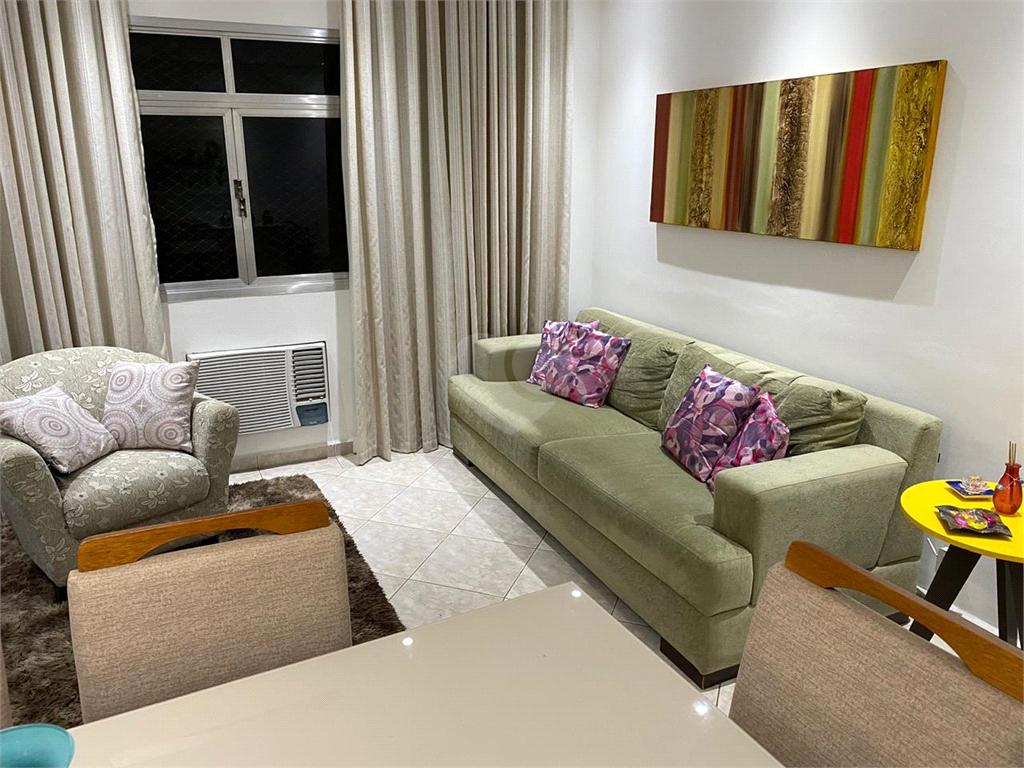 Venda Apartamento Santos Campo Grande REO549766 1