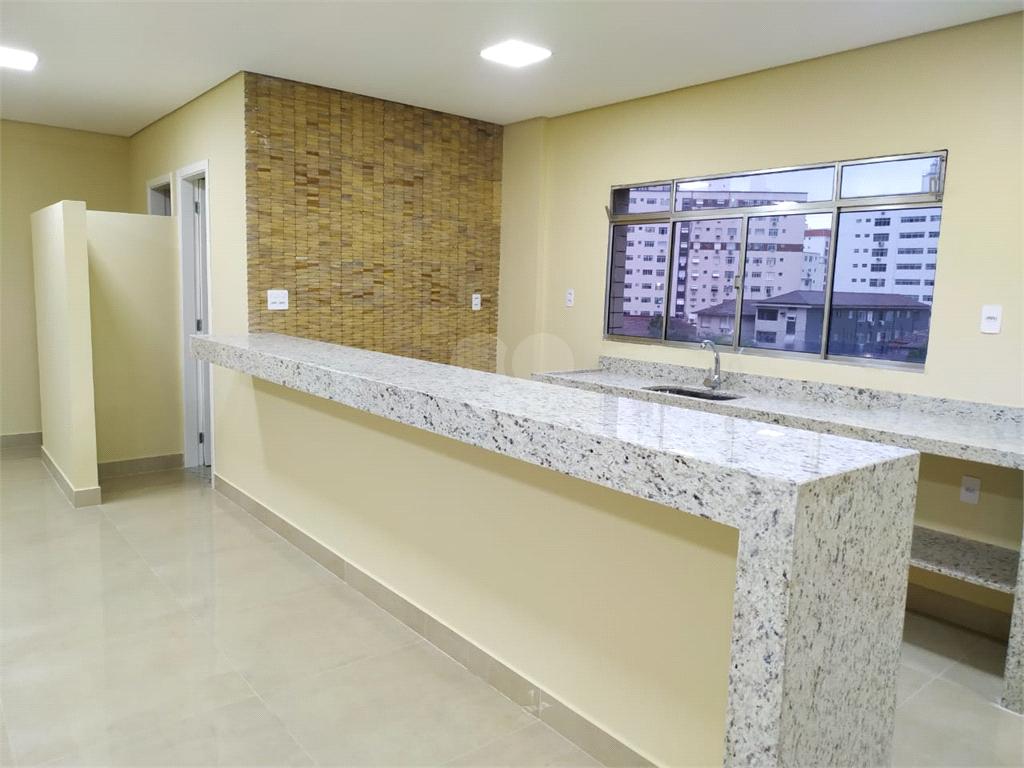 Venda Apartamento Santos Aparecida REO549987 41
