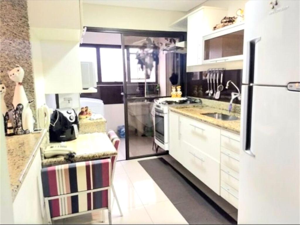 Venda Apartamento Santos Boqueirão REO550140 3