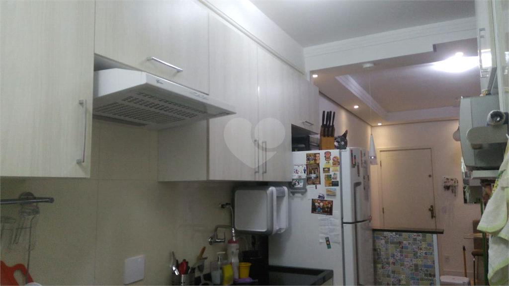 Venda Apartamento Sorocaba Vila Odim Antão REO550617 23