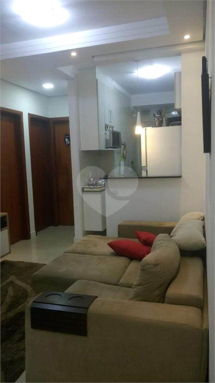 Venda Apartamento Sorocaba Vila Odim Antão REO550617 34