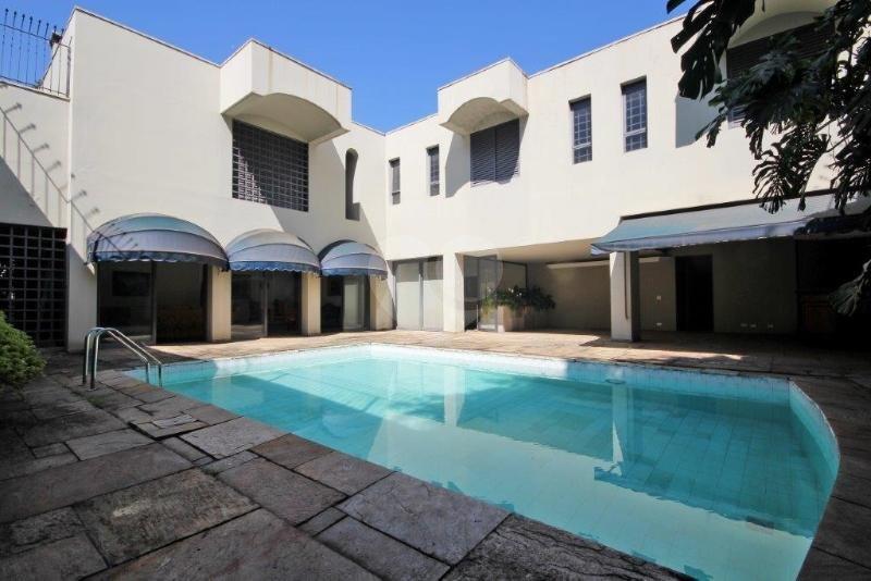 Venda Casa São Paulo Jardim América REO55074 1