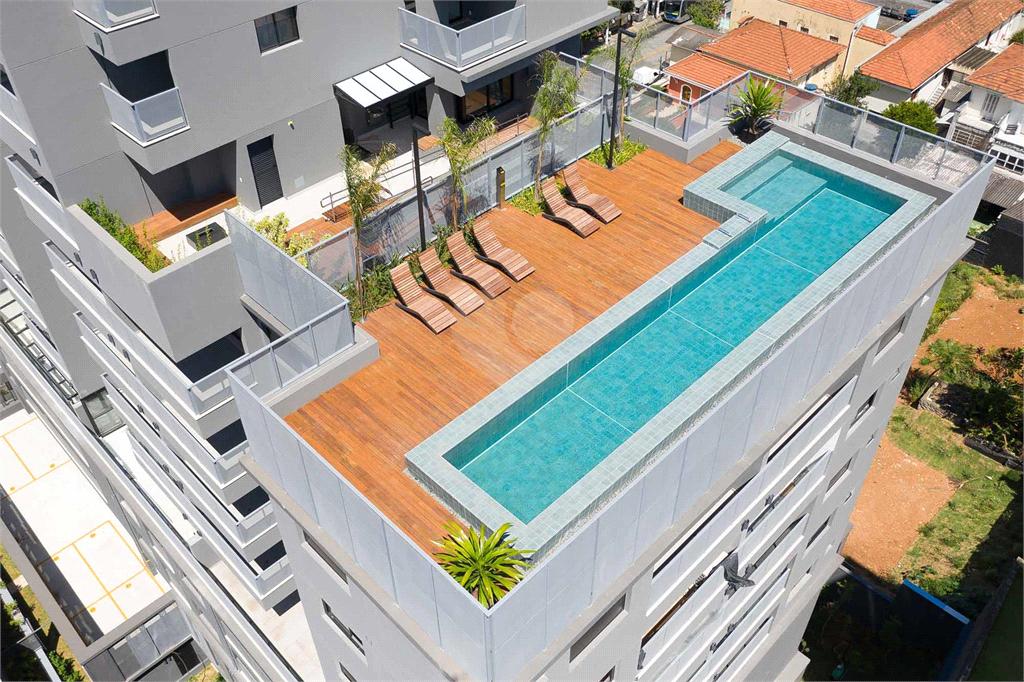 Venda Apartamento São Paulo Pinheiros REO551047 41