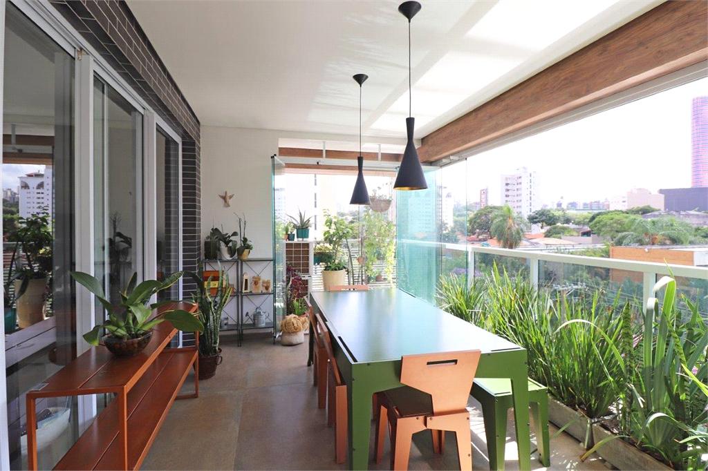 Venda Apartamento São Paulo Pinheiros REO553731 3