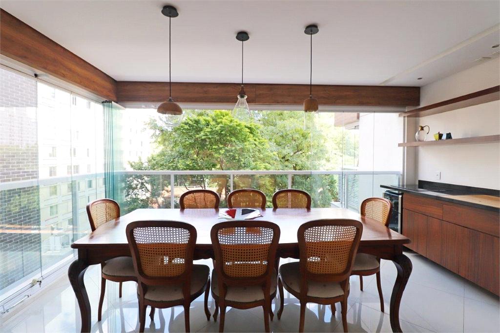 Venda Apartamento São Paulo Pinheiros REO553731 16