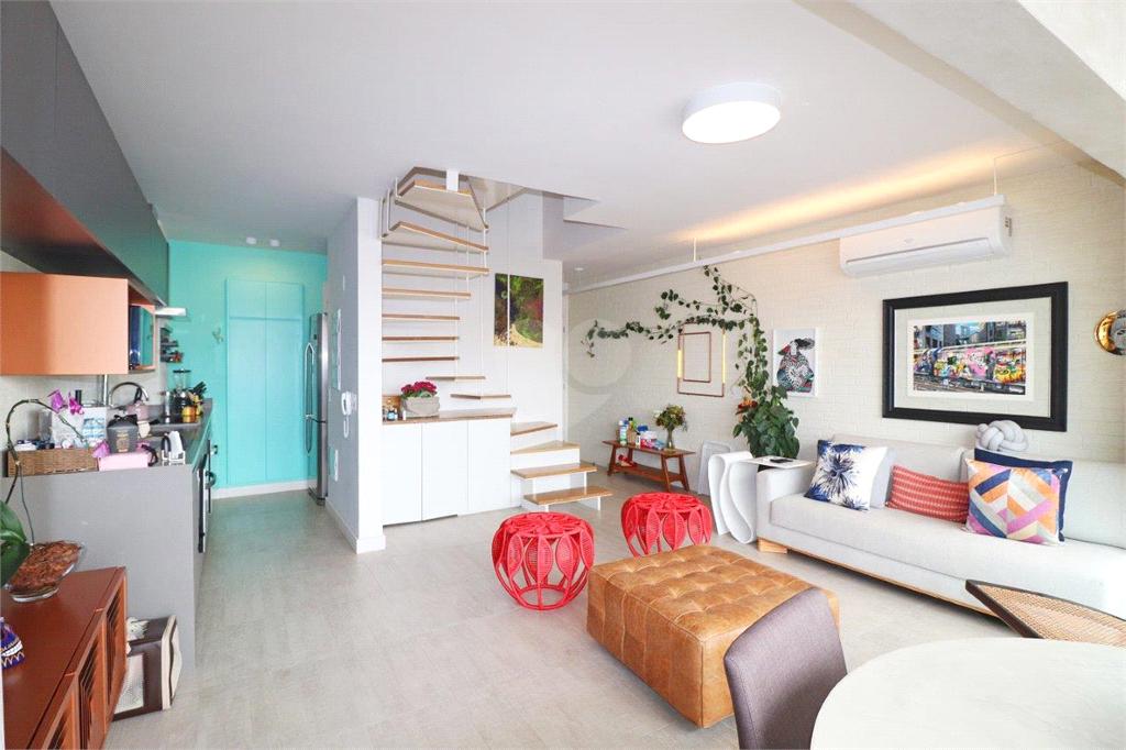 Venda Apartamento São Paulo Pinheiros REO553741 9