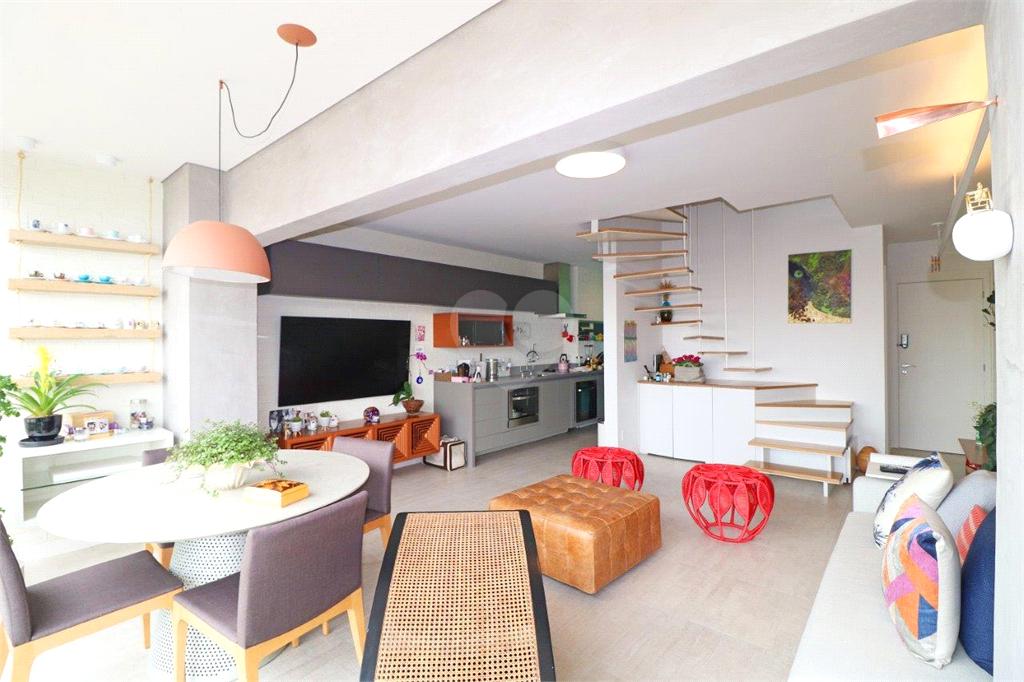 Venda Apartamento São Paulo Pinheiros REO553741 2