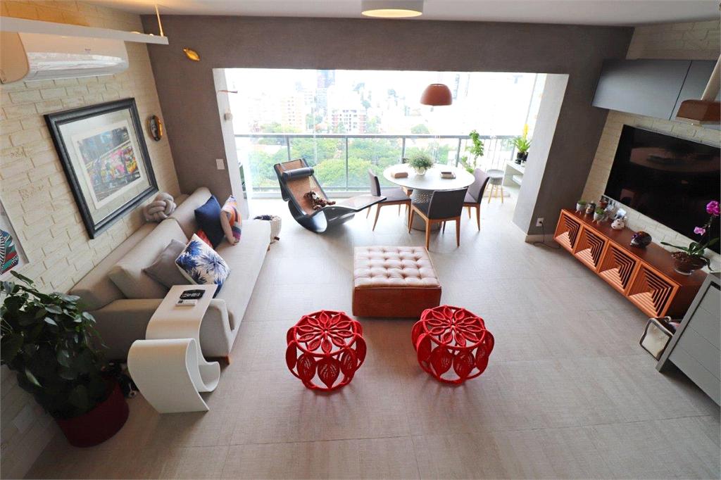 Venda Apartamento São Paulo Pinheiros REO553741 16