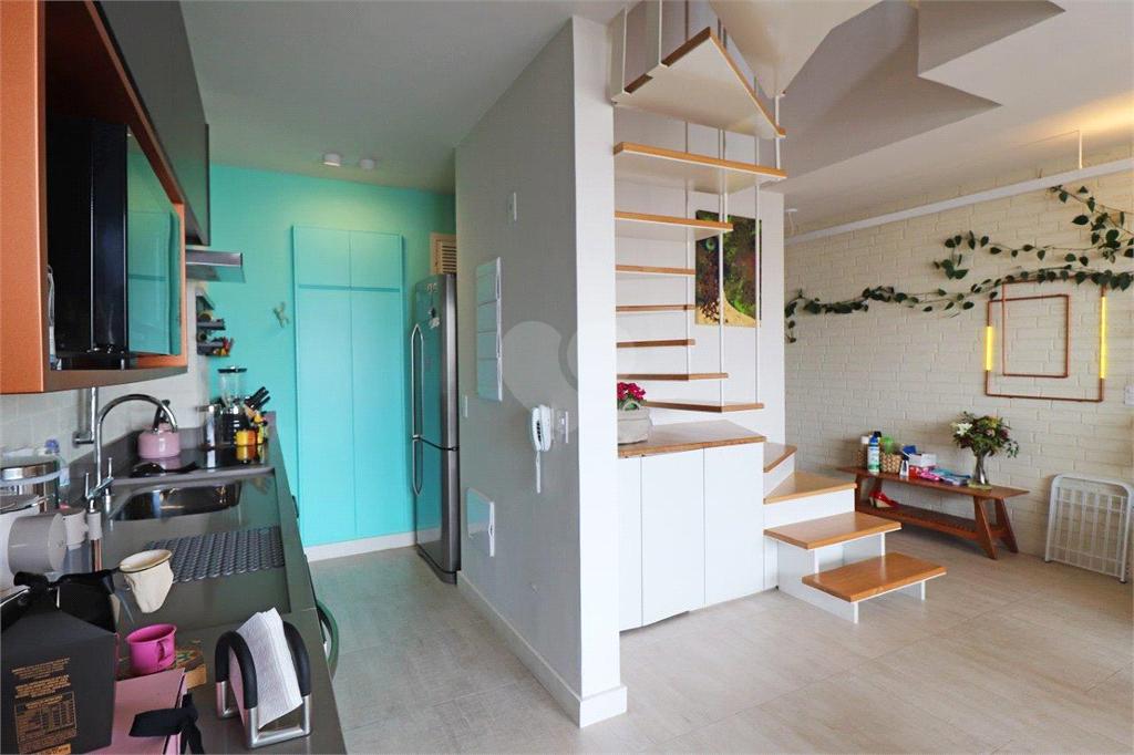 Venda Apartamento São Paulo Pinheiros REO553741 14