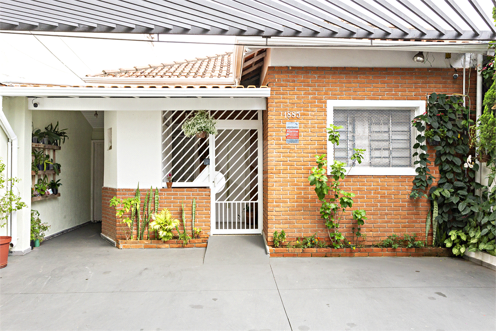 Venda Casa São Paulo Indianópolis REO553931 2