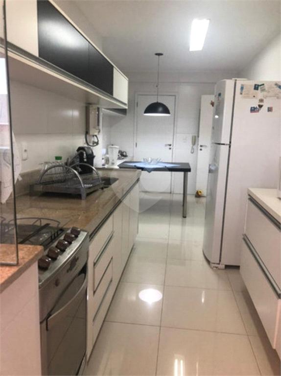 Venda Apartamento Santos Aparecida REO554143 11