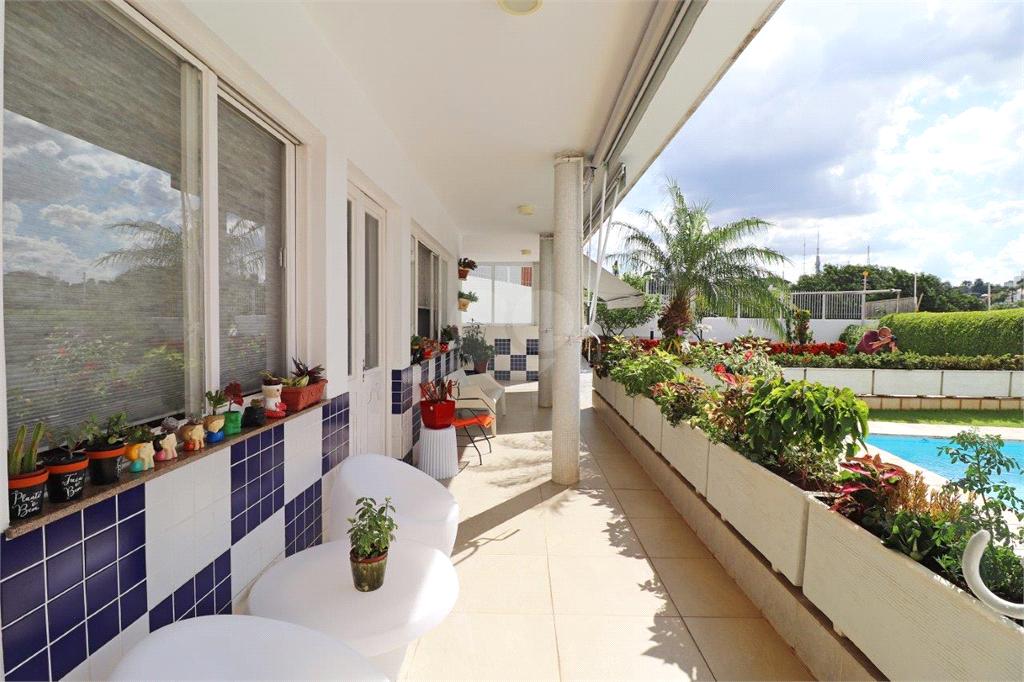 Venda Casa São Paulo Pacaembu REO554254 22
