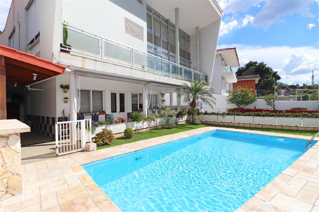 Venda Casa São Paulo Pacaembu REO554254 1