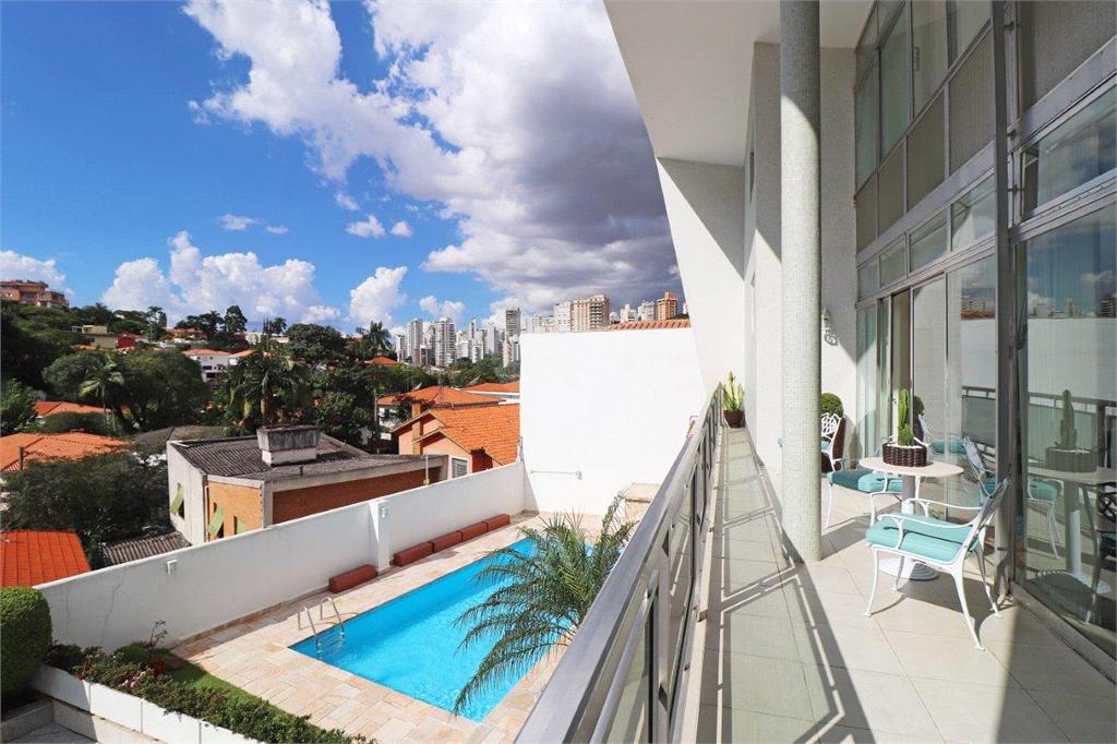 Venda Casa São Paulo Pacaembu REO554254 3