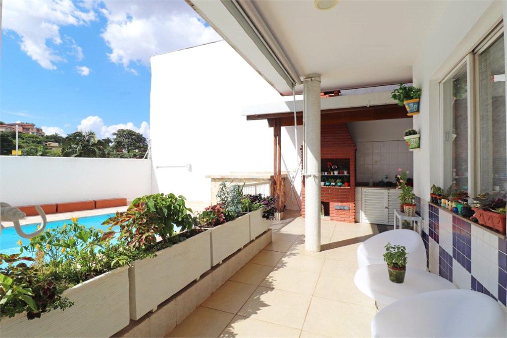 Venda Casa São Paulo Pacaembu REO554254 19